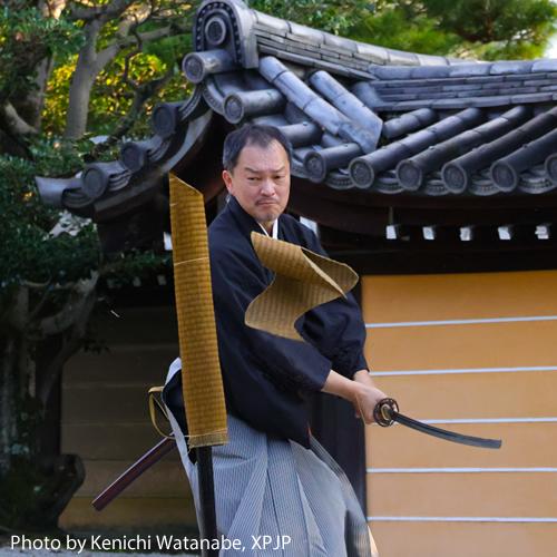 武道とは究極「生き残り」の道