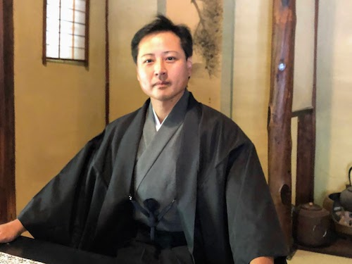 横田正和 氏